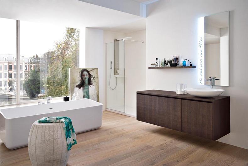 Bagno Joy di Cerasa - Prodotto arredamento - Bassi Design Piacenza