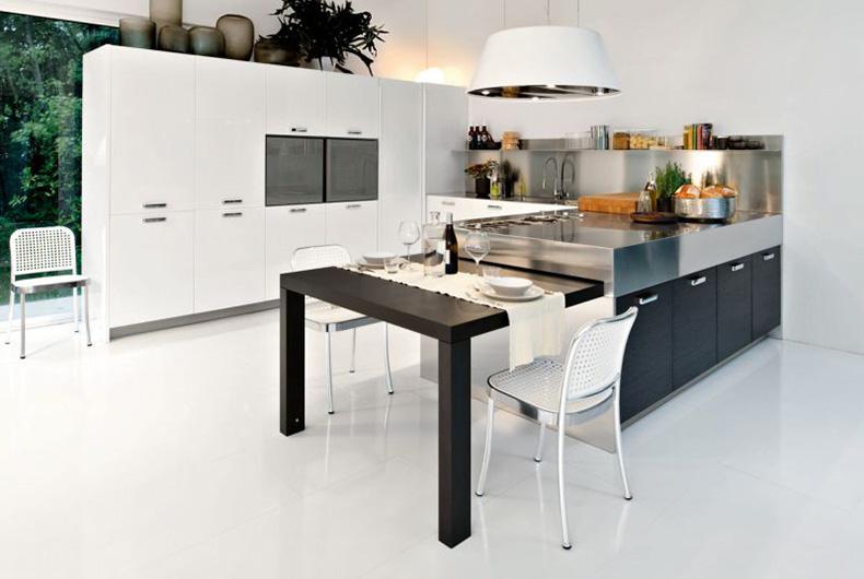 Tavolo Cucina A Cucina Ikea Scomparsa Ikea A A Tavolo Tavolo ...