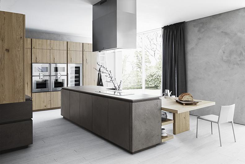 Cucina Cloe di Cesar, disponibile su Bassi Design