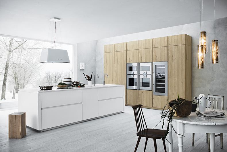 Cucina Cloe di Cesar, modello completo
