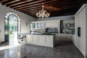Cucina Modello Etoile Realizzata Dall'azienda Cesar