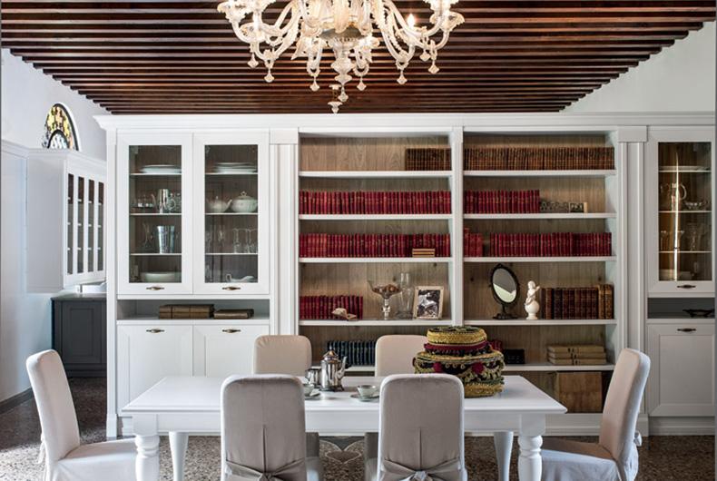 Etoile di Cesar, cucina completa che puoi trovare da Bassi Design