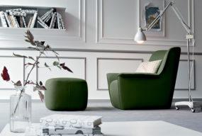 Poltrona Dialogo Del Brand Pianca, Acquistabile Su Bassi Design