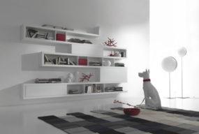 Libreria Side System Di Fimar