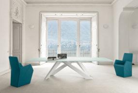 Tavolo Big Table E Sedie Nadir Di Bonaldo