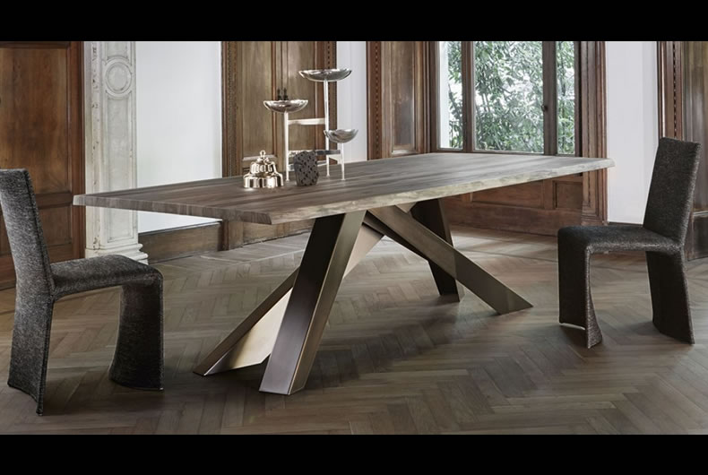 Tavolo Big Table di Bonaldo
