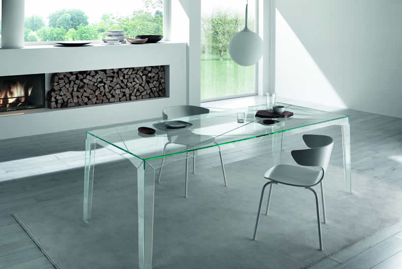 Tavolo Fragments di Tonelli Design