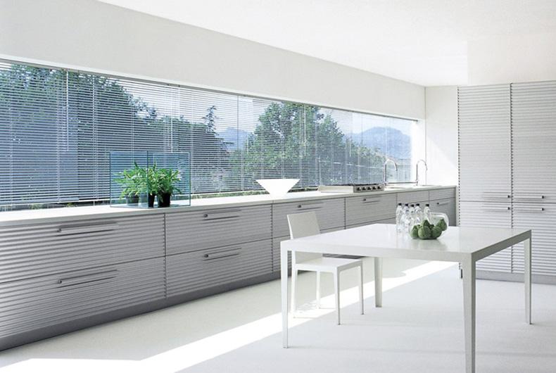 Arredare cucina e zona living in un open space come fare for Arredare la zona giorno