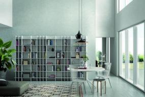 Sistema Giorno Mood-Libreria Di Doimo Design