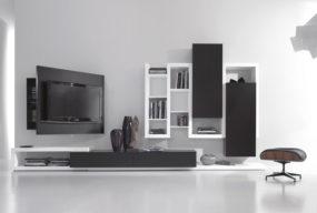 Porta TV Rack 3 Di Fimar