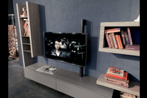 porta tv rack flag di fimar prodotto arredamento bassi design piacenza. Black Bedroom Furniture Sets. Home Design Ideas