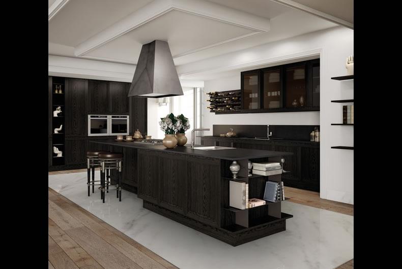 Cucina milano di berloni prodotto arredamento bassi design piacenza - Cucina molecolare milano ...