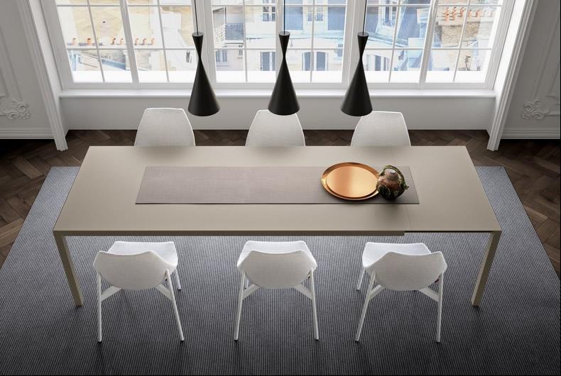 Tavolo Soffio di Pianca