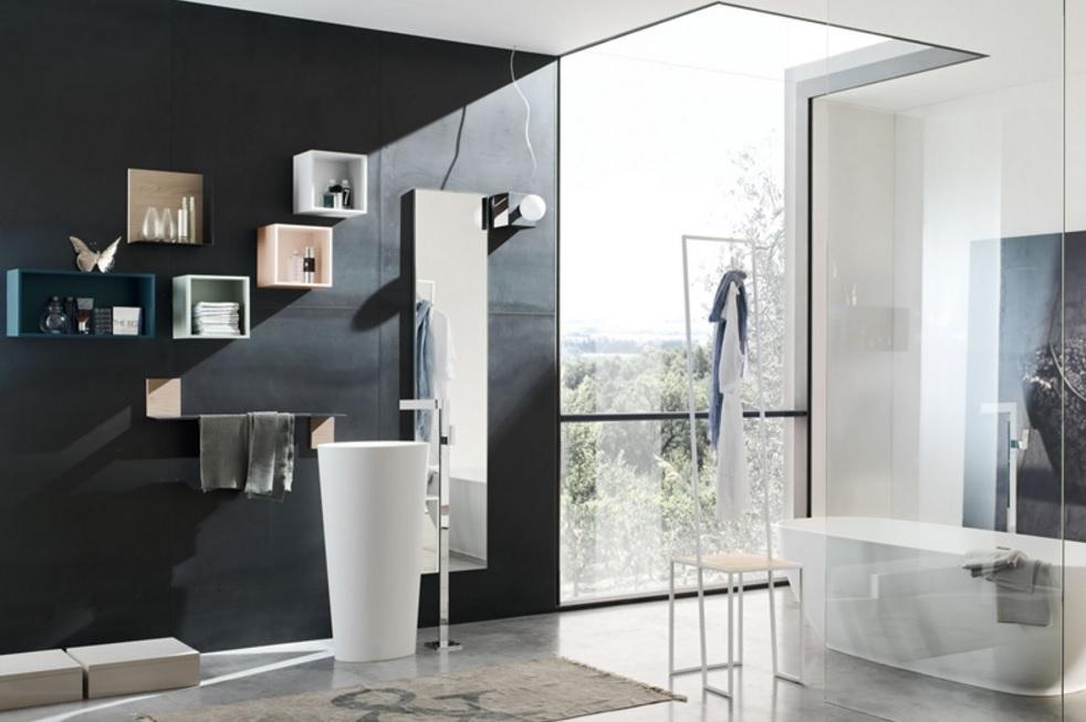 Arredamento per il bagno da dove iniziare bassi design piacenza - Arredamento da bagno ...