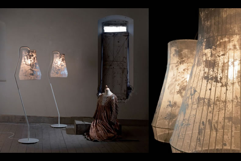 Lampada Atelier di Karman