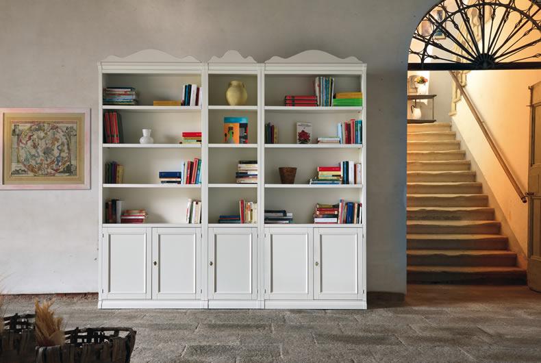 Libreria Shabby di Stil Decor