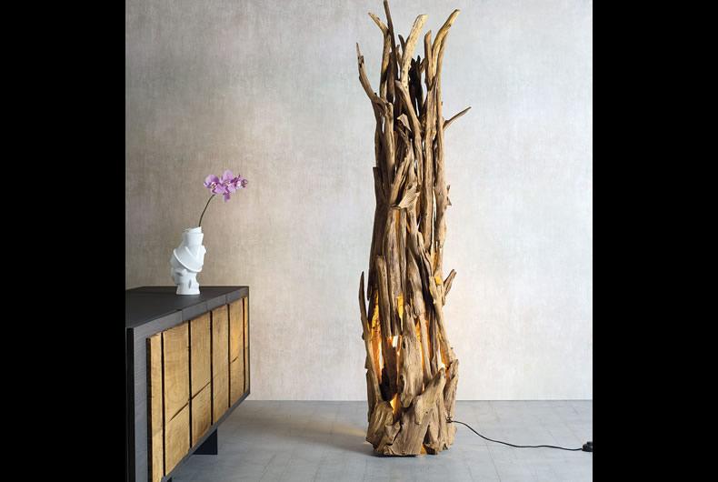 Lampada Lucignolo di Nature Design