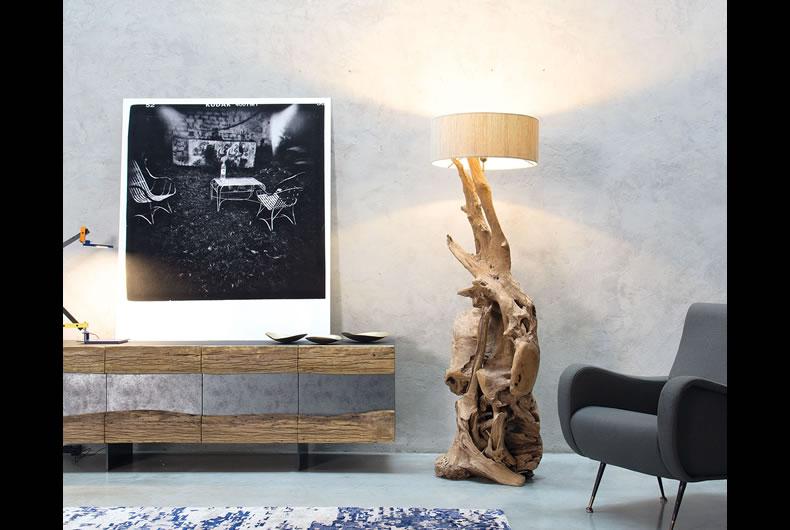 Lampada Root Di Nature Design