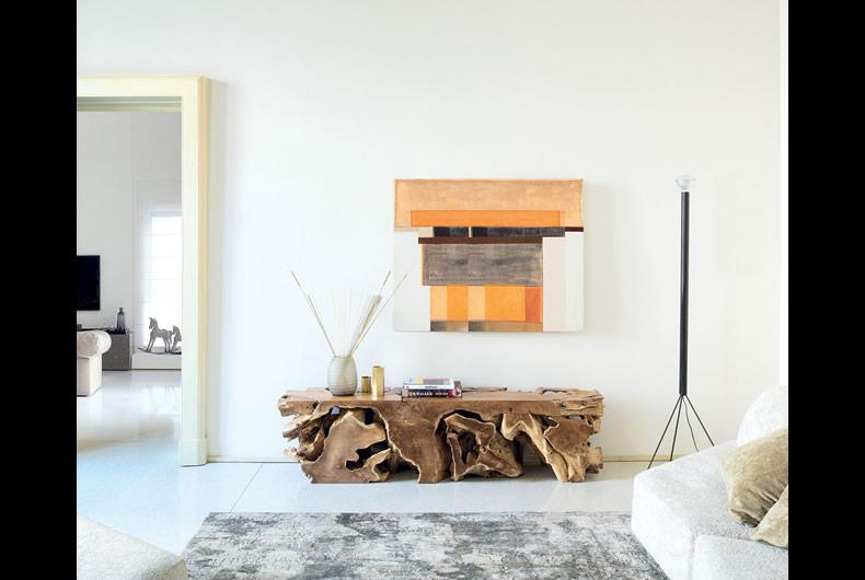 Porta tv Radice di Nature Design