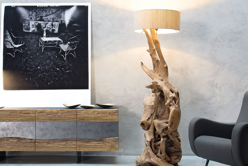 Lampada Root di Nature Design