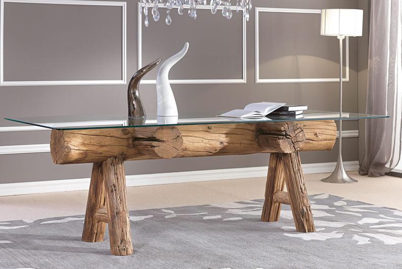 Tavolo Log di Nature Design