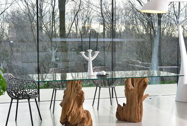Tavolo Radice di Nature Design