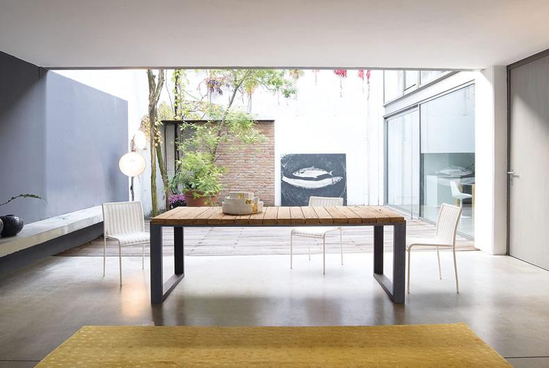 Tavolo Slat di Nature Design