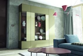 Composizione A Vetrina Roomy Di Caccaro