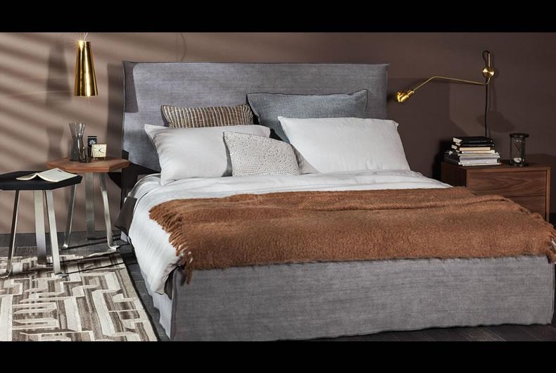 Letto ghost di gervasoni prodotto arredamento bassi - Gervasoni divano letto ...