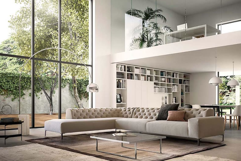 Quale stile di arredamento scegliere per la propria casa for Tipi di arredamento