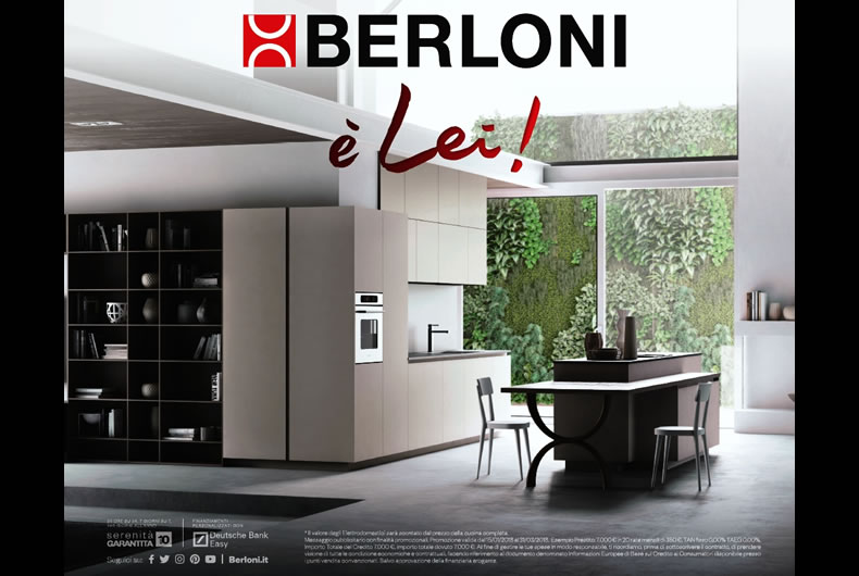 Promo Berloni è Lei